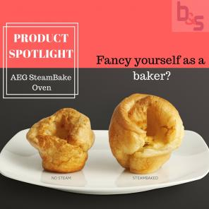 Product Review - AEG SteamBake oven - The perfect tool for a keen home baker?