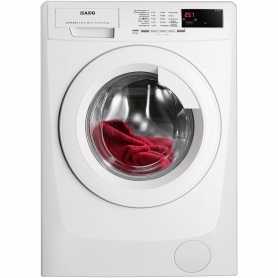 AEG L68480FL 8kg 1400 Spin Speed Washing Machine - 0